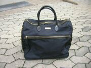 Porsche Car Suitcase Luggage Hand Bag 911 Accessory Made In Germany Rare Beauty
