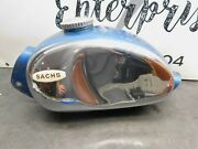 Sachs Dkw 125 Cross Country Gas Tank  1502