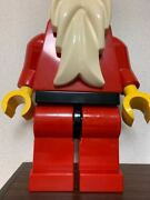 Lego Santa Claus Big Figyre Limited Very Rare Not For Sale 45cm