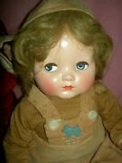 Effanbee Compo. Flirty Eyes Sweetie Pie, Baby Bright Eyes Doll, Orig, Outfit 18