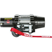 Moose Utility 3500 Lb Winch Atv/utv With Synthetic Rope