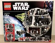 Lego Star Wars Limited Death Star 10188 New 3803pc Not For Sale Rare
