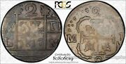 Venezuela 2 Reales 1817 Vf20 Pcgs Silver Finest And Only Full Date Cob