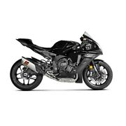 Yamaha Yzf R1 2020 Exhaust Complete Akrapovic Non Approved Stainless Steel