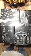 Legacy Coin Sets 2005, 2006, 2007, 2008 Complete Collection. All Proof Coins