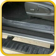 2015-18 Fits Colorado Crew 6pc Door Step Sill Protector Threshold Shield Pads