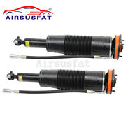2x Front Hydraulic Strut For Mercedes W221 Abc S Cl Class 2213208013 2213207913