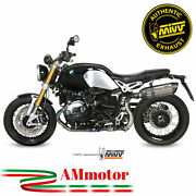 Exhaust Mivv Bmw R Nine T 2016 16 Motorcycle Muffler Suono Steel Approved High
