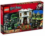 New Lego 10217 Harry Potter Diagon Alley Rare Discontinued