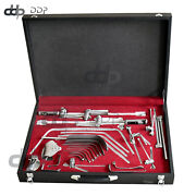 Thompson Retractor Complete Set Stainless Steel Orthopedic Surgical Inst Rt-1014