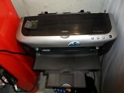 Epson Stylus Photo 2200 Printer And Sign Warehouse R Series Wide Format Cutter