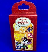 Disney Very Merry Christmas Party 2019 Mystery Pin Box Of 2 Pins - Sealed New