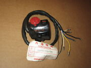 Honda Nos - Lighting / Stop Switch - Sl100-125 - Xl100 - 35250-110-791
