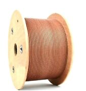 Low Loss Rg142 Telecommunication 12 Ghz Silver Plated Copper Coaxial Cable 500 M