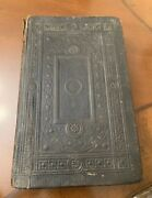 Vintage Rare 1877 Old And New Testament Russian Bible