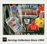 2011-12 Match Attax Card Game Collectors Card Album Pages + Bonus Pack X 10