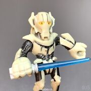 Playskool Star Wars Galactic Heroes General Grievous 2.5and039and039 Action Figures Toy