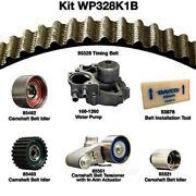Engine Timing Belt Kit With Water Pump-turbo Dayco Wp328k1b