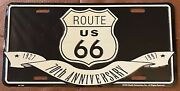 1997 Route Us 66 70th Anniversary Booster License Plate