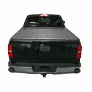 Hard Tri-fold Tonneau Cover Easy Install For 05-15 Toyota Tacoma 6ft 74 Inch Bed