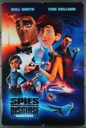 Spies In Disguise 2019 28879 Tom Holland And Will Smith Movie Poster