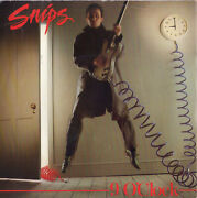 Snips – 9 O'clock / What's Your Number. Emi 45rpm. 1980. Pic Sleeve. Vgc. 'demo'