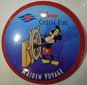 Disney Disney Cruise Line Collectible Buttons Multiple Colors, Styles And Sizes