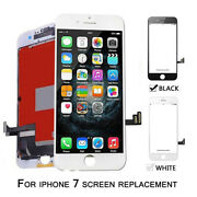Screen Replacement For Apple Iphone 7 Lcd Touch Digitizer Assembly Display Us