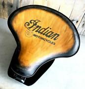 2015-2021 Indian Scout Bobber Spring Seat 15x14 Tractor T Leather Mounting Kit