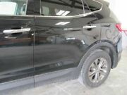 Driver Rear Side Door Electric Privacy Tint Glass Fits 13-16 Santa Fe 1649814