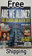Are We Alone The Search For Alien Life Magazine See Index Page Photos