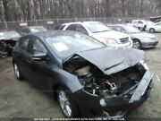 Wheel 16x7 Alloy 10 Spoke Painted Silver Fits 15-18 Focus 147742