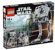 Lego Star Wars Imperial At-st 2006 10174rare Discontinued From Japan Used