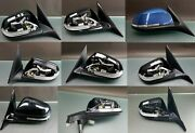 Orig. Bmw 3er F30 F31 F35 Exterior Mirror Sideview Shadow Line Right 7345666