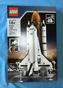 Lego Space Shuttle Expedition 10231rare Discontinued From Japan New Free
