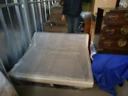 Serta Motorized Bed Full Size, Excellent Condition, Sheets, Comforter Included