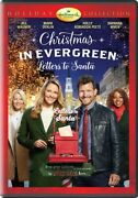 Christmas In Evergreen Letters To Santa Dvd Hallmark Channel Holiday Collection