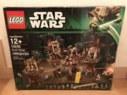 Lego Star Wars Ewok Village 10236rare Discontinued From Japan New