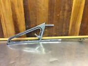 Mgb - Vent Window, Left Side, Includes Latch. Used. No Glass.   Mg3488