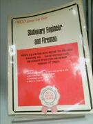 Stationary Engineer And Fireman 1st Ed By Arco