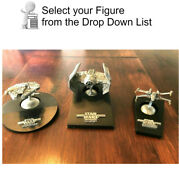 1993 Star Wars Rawcliffe Pewter Deluxe Ltd Ed Vehicle Collection- Your Choice 3