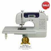 Heavy Duty Sewing Machine Industrial 60 Stitches Lcd Screen Needle Set Brother