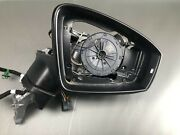Orig Vw Tiguan Ii Exterior Mirror Side Right Ufb Memory Electronic Anklappbar