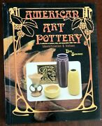 American Art Pottery Identification And Values New Hard Cover Book