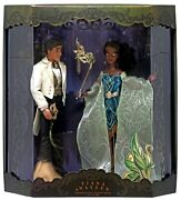Tiana And Naveen 12-inch Doll 2-pack
