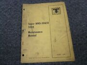 Thermo King Nwd-30 Nwd-50 Super 5300 Freezer Unit Shop Service Repair Manual