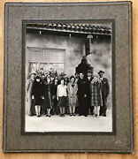 Vintage 1927 Bell System Telephone Office Opening Day California Photography