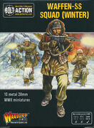 Warlord Games Bolt Action Waffen-ss Squad Winter Singles