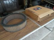 Nos Gm Ac Pontiac Air Cleaner Element Special Dated 11-10-62 High Performance