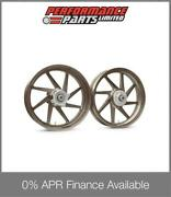 Bronze Galespeed Type E Lightweight Forged Alloy Wheels Yamaha Yzf 1000 R1 2013